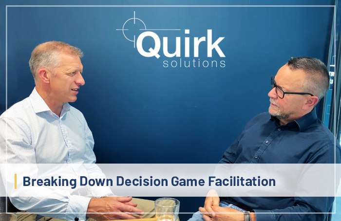 Breaking Down Decision Game Facilitation